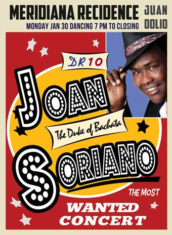Joan Soriano @ Don Juan